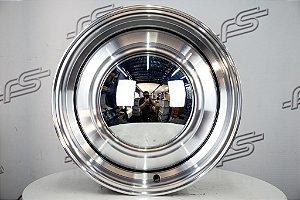 Roda Smoothie Diamantada Aro 15 / Tala 6 / Furação 5x139,7