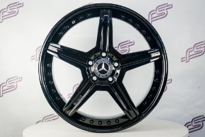 Jogo De Rodas Mercedes CLS 63 3-Peças 5x112 - 19x8,5 E 19x9,5