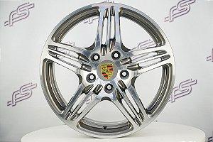 Jogo De Rodas Porsche Turbo 997 5x130 - 18x8 E 18x10