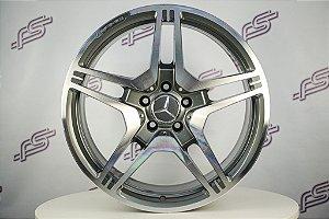 Jogo De Rodas Mercedes CLS-63 2013 Original 5x112 - 19x9 e 19x10