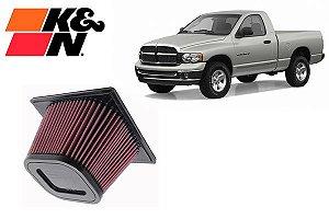 Filtro K&N Dodge Ram 03/09 2500 A 3500