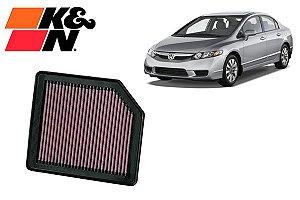 Filtro K&N Honda Civic 1.8 07/11
