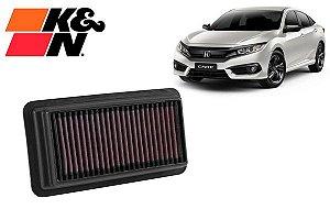 Filtro K&N Honda Civic Novo 1.5 T (Sn)