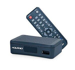 CONVERSOR GRAVADOR DIGITAL TV DTV-4000S AQUARIO
