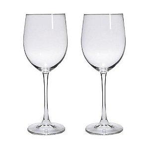 Jogo 02 taças Vinho/Agua 700 ml Vintage