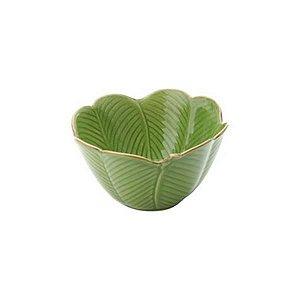 Bowl Folha de Bananeira Grande 16 cm