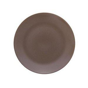 Prato Sobremesa Home Capuccino 21 cm
