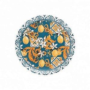 Prato Sobremesa 19cm - Unni Siciliano