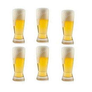 Jogo Copos para Cerveja 6 peças Catarinense
