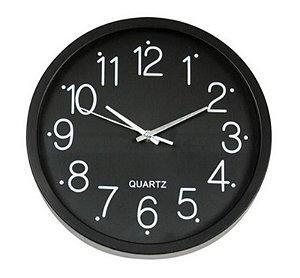 Relógio Parede Black