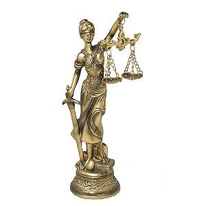 Dama da Justiça Decorativa