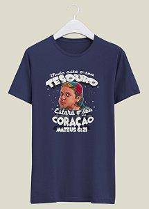 Camiseta Tesouro