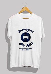 Camiseta Inimigos da HP