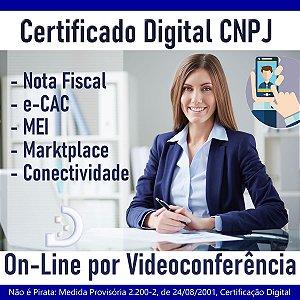 Certificado Digital CNPJ A1