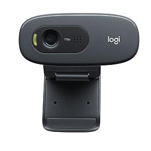 Webcam Logitech c270 HD 720