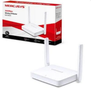 Roteador Dlink Mercusys 2 Antenas 300MBPS N300 MW301R