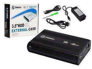 Case Gaveta 3.5 Externa Hd Sata Notebook Desktop Pc