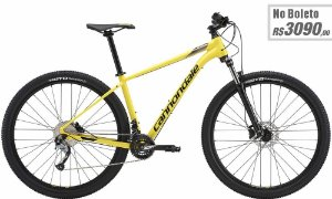 Bicicleta Cannondale Trail 6 - 2019