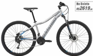Bicicleta Cannondale Foray 2 27,5