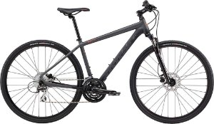 Bicicleta Cannondale Quick 4 CX
