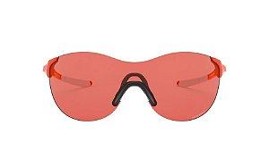 Óculos Oakley Evzero Ascend Safety Orange Prizm Peach