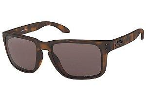 Óculos Oakley Holbrook XL Matte Brown Tortoise Prizm Black