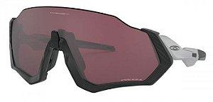 Óculos de Sol Oakley Flight Jacket Matte Black Prizm Road oo9401-09