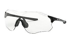 Óculos de Sol Oakley Evzero Path Polished Black Clear Black Fotocromático oo9308-13