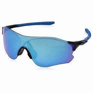 Óculos Oakley Evzero Path Sapphire Face Prizm Polarizado