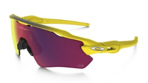Óculos Oakley Radar Ev Path Yellow Tour de France Prizm Road