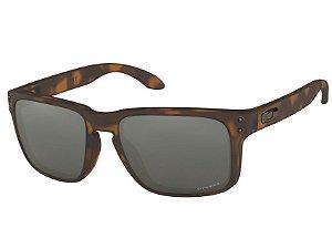 Óculos Oakley Holbrook Matte Brown Tortoise Prizm Black
