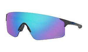 Óculos Oakley Evzero Blades Steel Prizm Sapphire