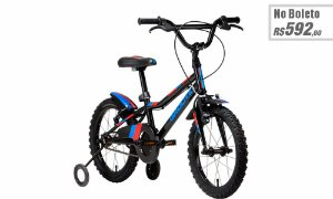 Bicicleta Infantil Groove Ragga Aro 16
