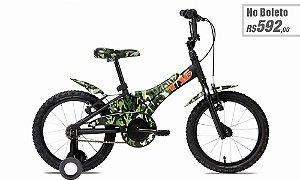 Bicicleta Groove T16 Aro 16
