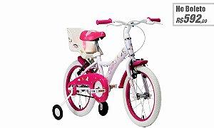 Bicicleta Infantil Groove Unilover Aro 16