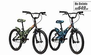 Bicicleta Infantil Groove T20 Aro 20