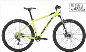 Bicicleta Cannondale Trail 4 27.5 (2019)