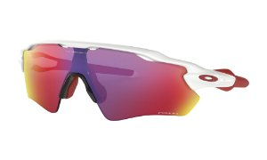 Óculos de Sol Oakley Radar EV Path Polished White Prizm Road OO9208-05