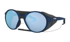 Óculos de Sol Oakley Clifden Matte Translucent Blue Prizm Deep Water Polarized OO9440-0556