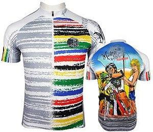 Camisade Ciclismo Muhu Largada
