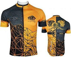 Camisade Ciclismo Muhu Mountain Gold