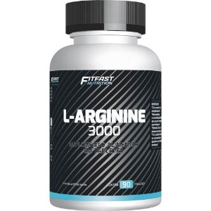 L-Arginine 3000 90 Cápsulas - FitFast