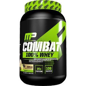 Combat 100% Concentrado Whey Mp 907g  - Muscle Pharm