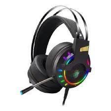 Headset Gamer  RGB USB  7.1 Shinka SH-FO-Q10