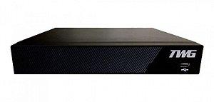 DVR 8 CANAIS 6X1 1080N TWG - DVR 6X1 1080N