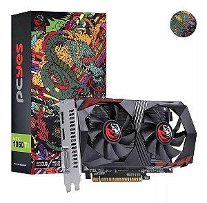 Placa de Vídeo Geforce GTX 1050Ti 4GB GDDR5 PCYES