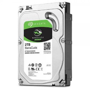 HD 2TB Seagate Barracuda
