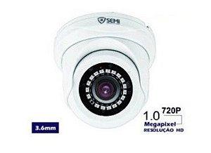 Câmera Hibrida Flex HD 3 EM 1 MP  Semi  SC9128