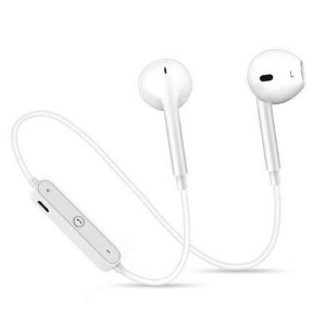Fone de Ouvido Earpods Bluetooth Compativel Superia para Iphone