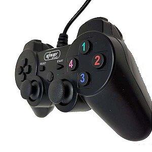 Controle PC Game Conexão USB KP-312